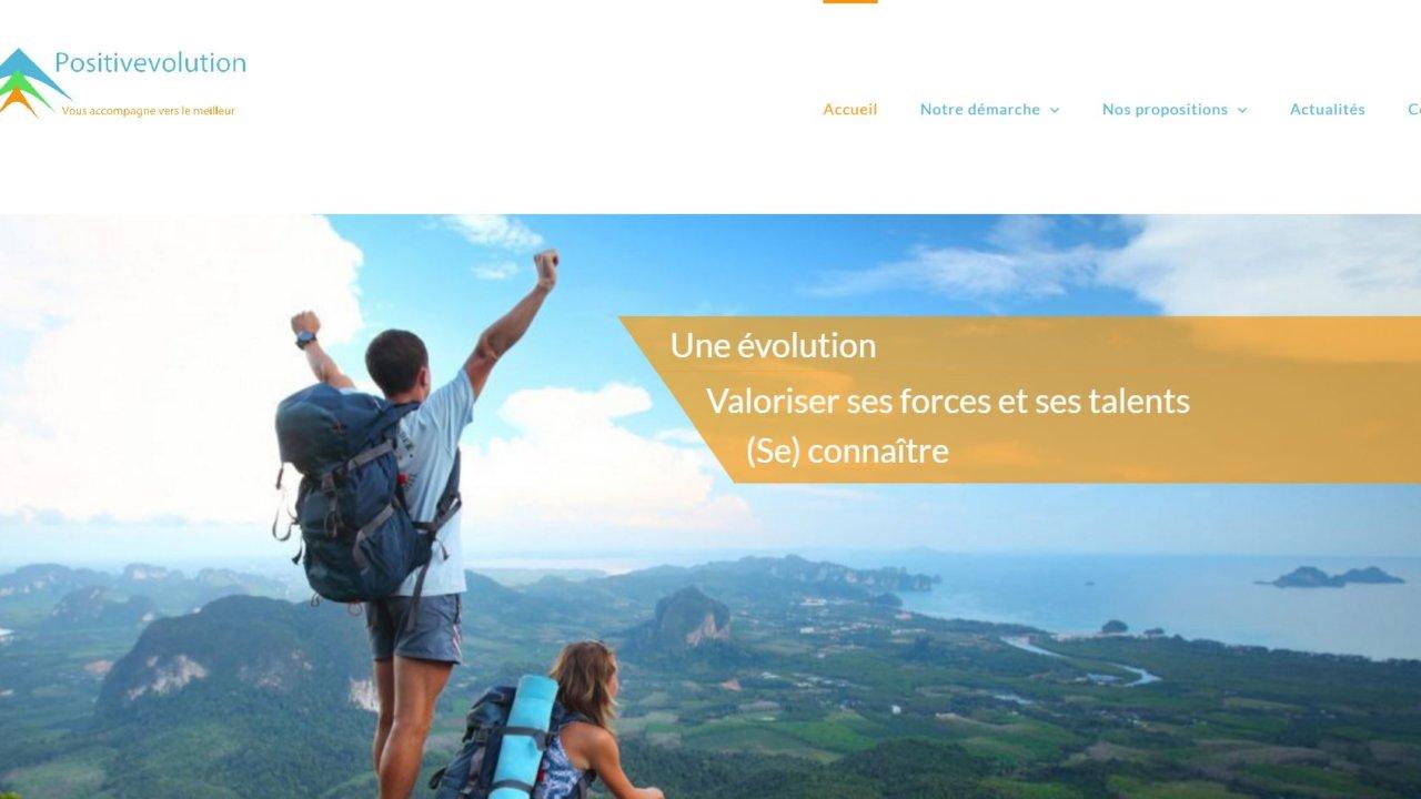 positivevolution.fr Accueil